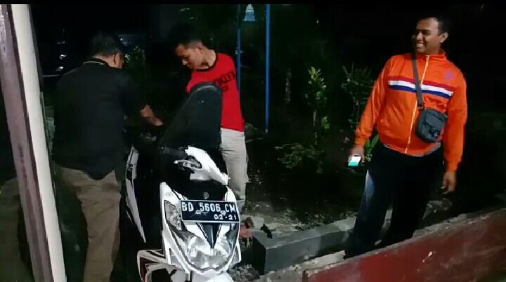 Gunakan Pistol Mainan untuk Membegal, Mahasiswa ditangkap