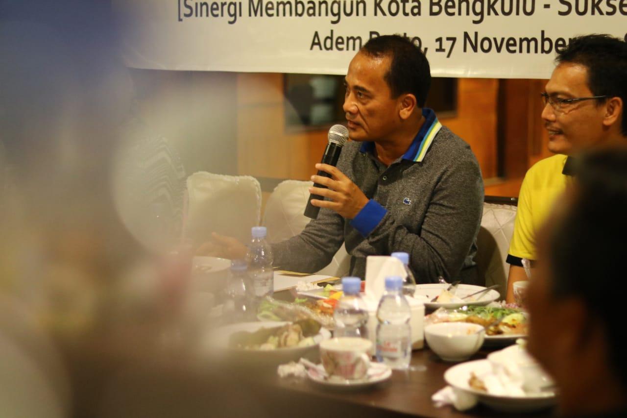 Jelang Pemilu Kapolda Ajak Seluruh DPRD Kota dan SMSI Jaga Situasi Kamtibmas Yang Kondusif