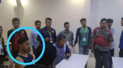 Sedang Uji Kompetensi, Wartawan Ciduk Pelaku Curanmor