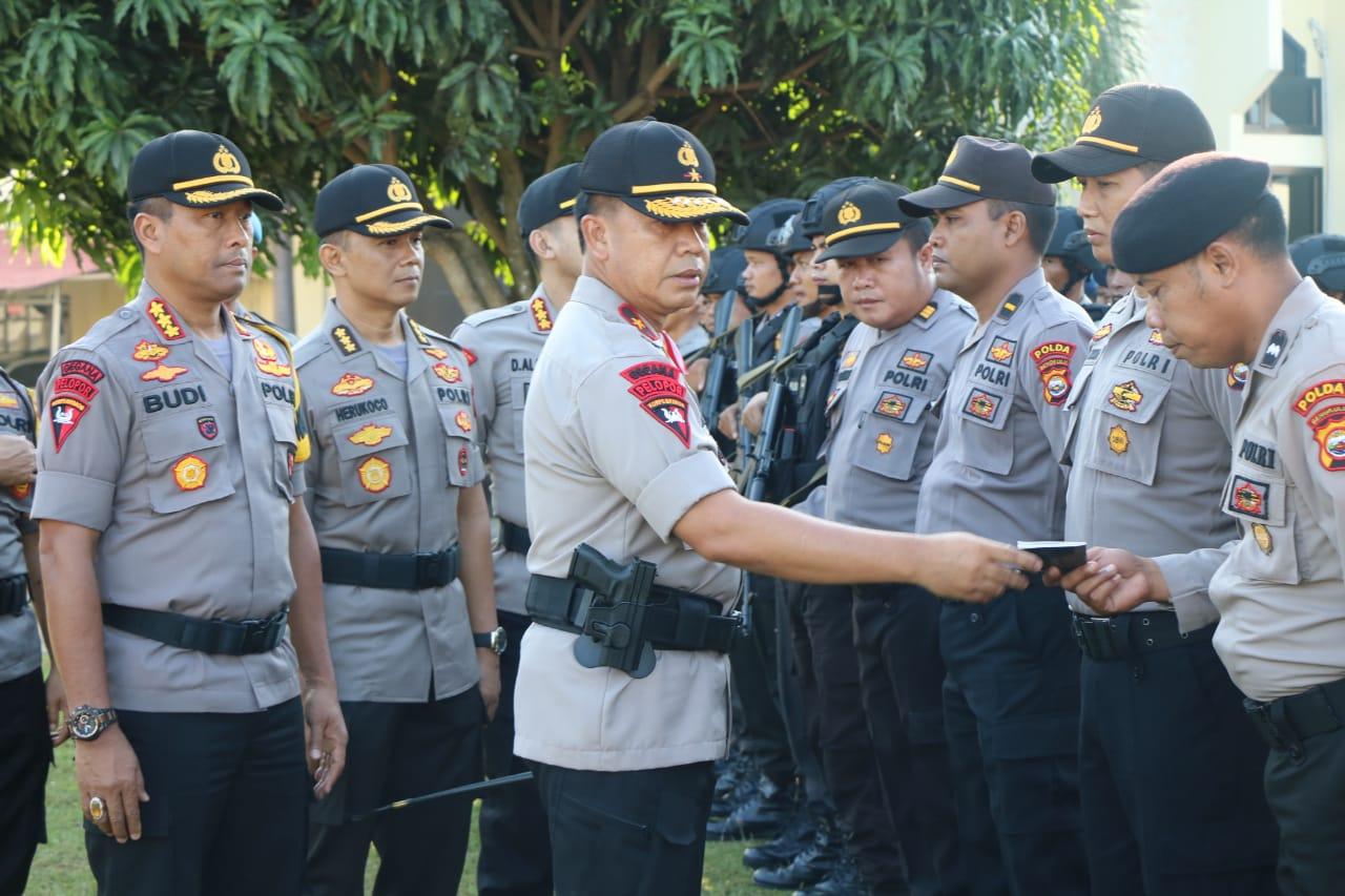 Polda Bengkulu Jamin Keamanan Pemilu 2019 Di Provinsi Bengkulu