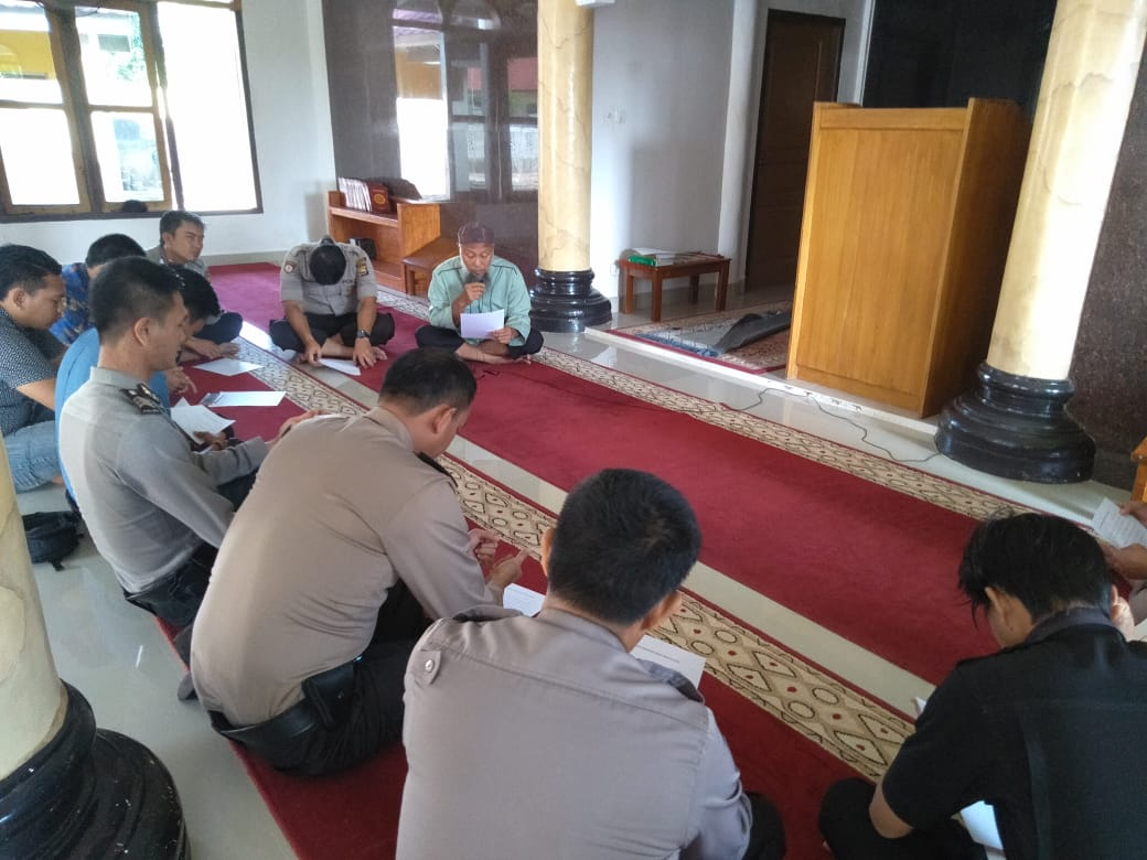 Binrohtal, Polres Kaur Gelar Doa dan Dzikir Untuk Indonesia Damai