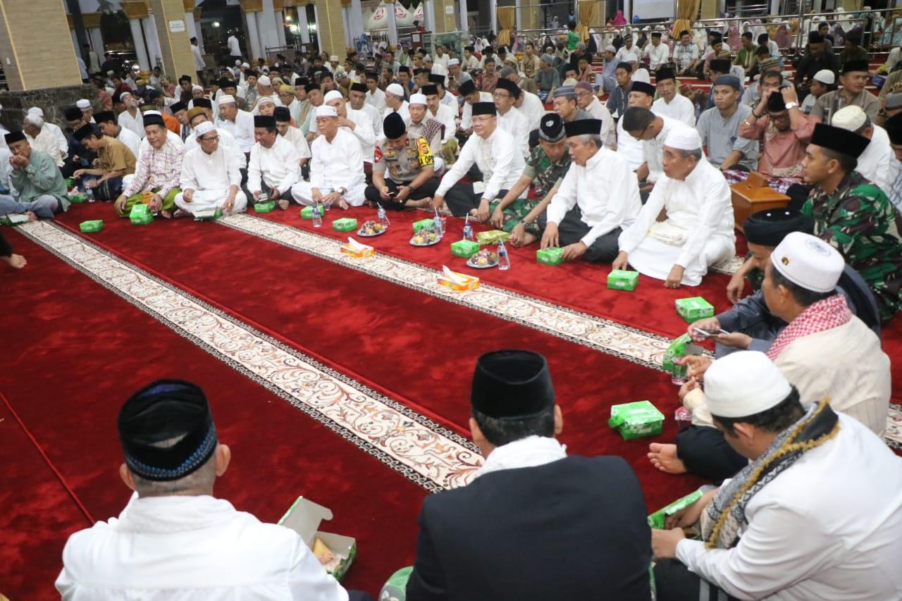 Kapolda Bengkulu Hadiri Peringatan Nuzulul Qur'an