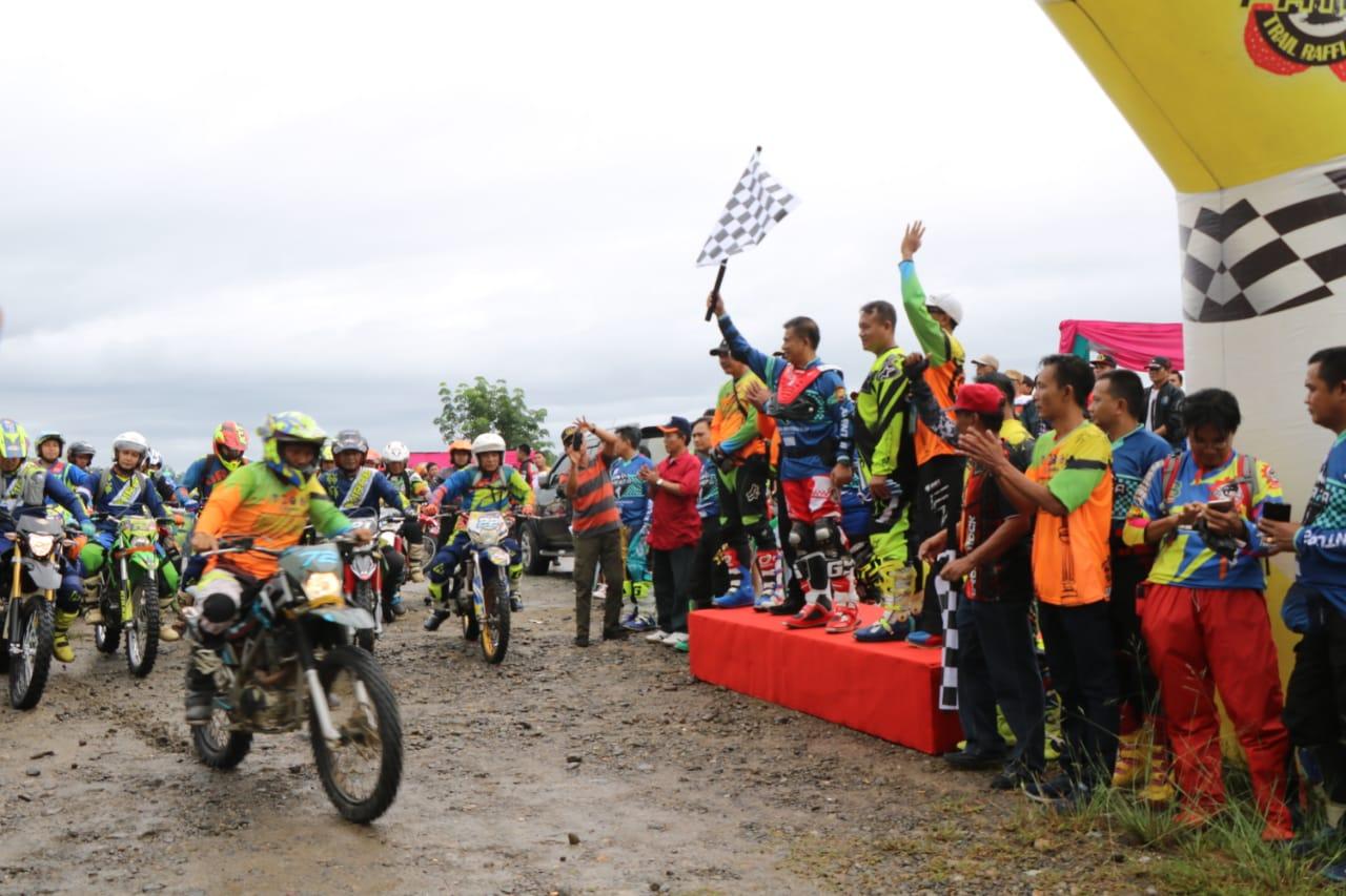 HUT Bhayangkara, Kapolda Bengkulu Lepas Ribuan Rider Trail Adventure