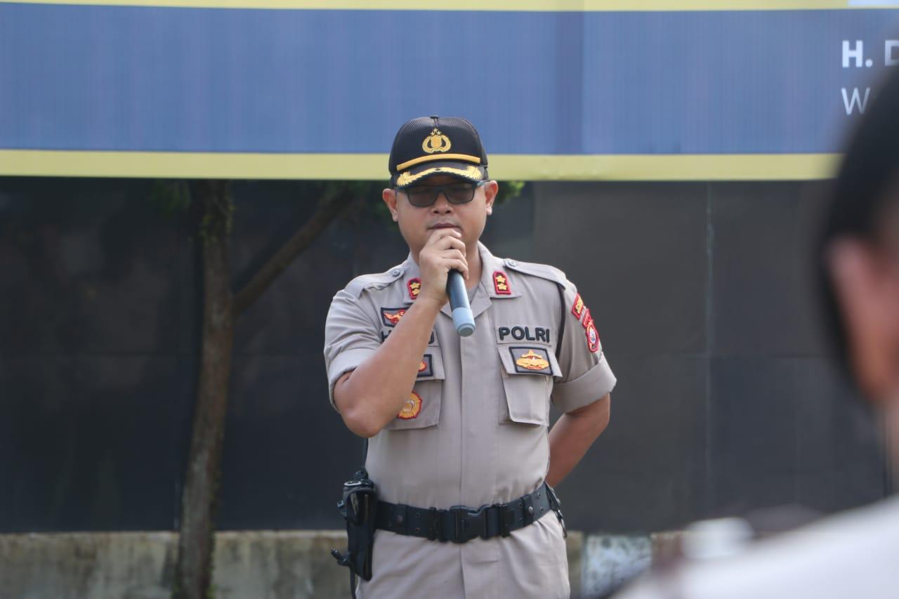 Gabungan Polda dan Polres Bengkulu Maksimalkan Pengamanan Unras Konflik Agraria Sandabi