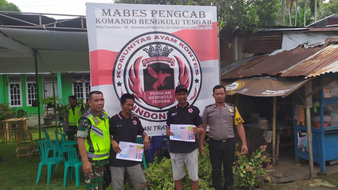 Sinergitas TNI/POLRI, Patroli Bersama Sampaikan Himbauan Terkait Covid-19