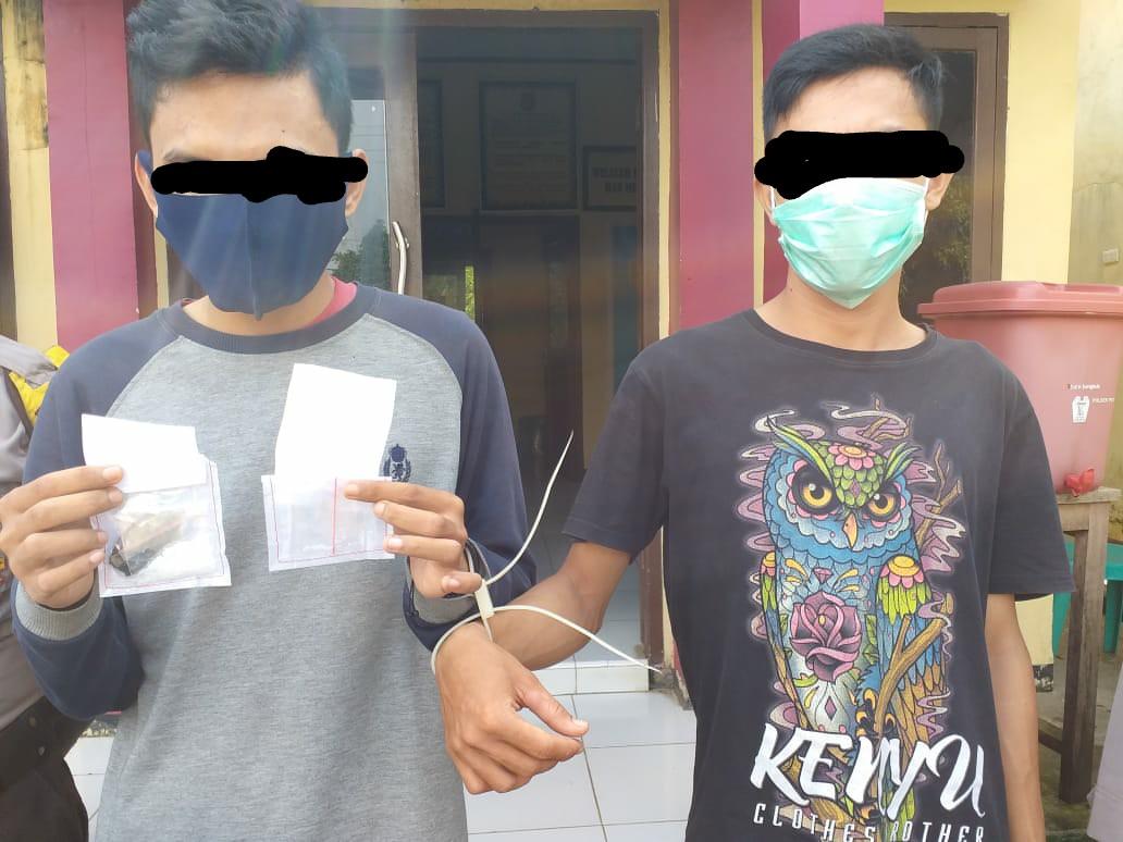 Bawa Shabu, Warga Lubuklinggau Diamankan Polsek PUT Polda Bengkulu