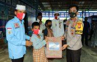 Polda Bengkulu Adakan Khitan Massal Gratis di Padepokan Nur Islah Bengkulu