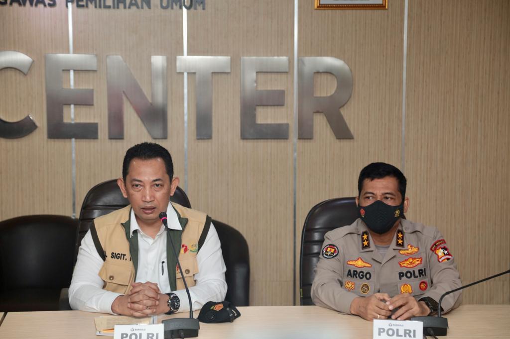 Polri Sebut Gakkumdu Temukan 3.800 Pelanggaran Pilkada, 112 Diantaranya Naik Penyidikan