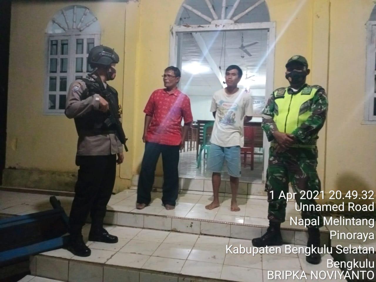 Amankan Perayaan Wafatnya Isa Al-Masih, Polda Bengkulu Dan Polres Jajaran Amankan Puluhan Gereja