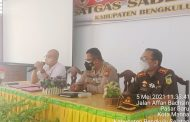 Rakor Saber Pungli, Bengkulu Selatan Perwakilan Kota Bebas Pungli