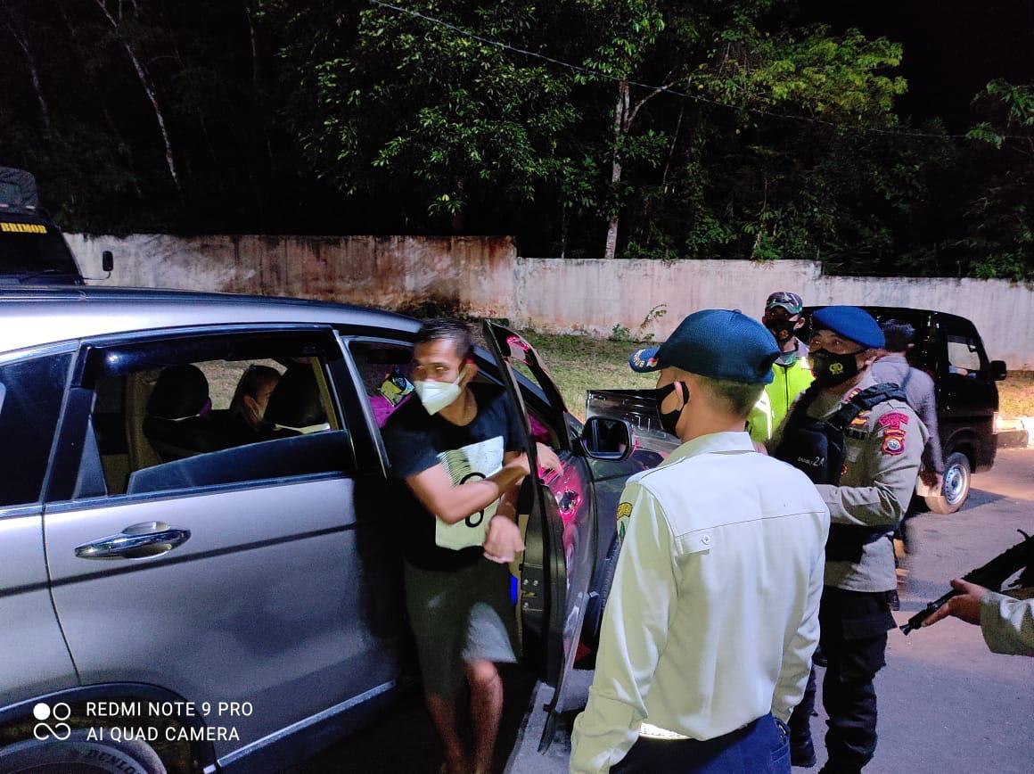Kabid Humas Polda Bengkulu: Masih Ditemukan Warga Nekat Mudik di Perbatasan Antar Provinsi