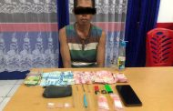 Pengedar Narkoba, Warga PUT Diamankan Polres Rejang Lebong