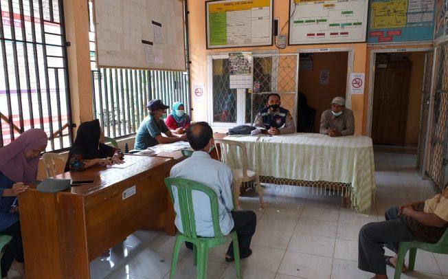 Sinergi Bersama Pemerintah Desa, Bhabinkamtibmas Damaikan Perselisihan Warga