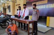 Aniaya Istri, Petani Ditangkap Polisi