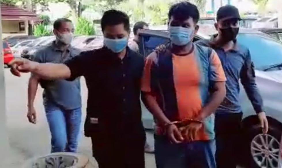 Timbun Solar Subsidi Dengan Tangki Modifikasi, Warga PUT Ditangkap Polisi