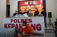 Kurang Dari 24 Jam Tersangka Pembunuhan Pria Bertato Ditangkap Polisi