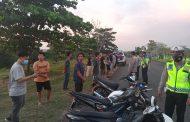 Tertibkan Bali, 12 Motor Diamankan