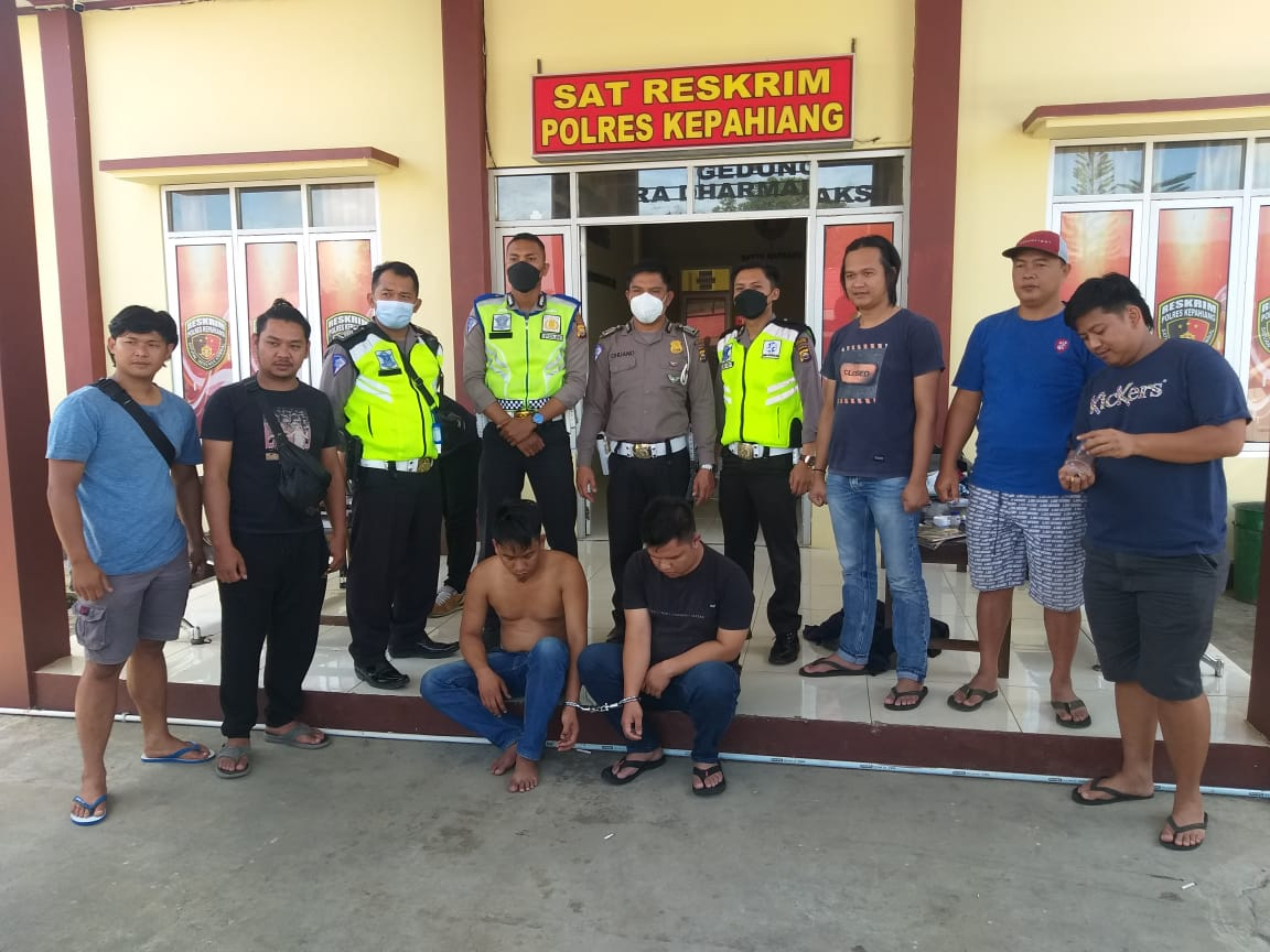 Lakukan Hipnotis Di Benteng, 2 Warga Linggau Ditangkap Polisi