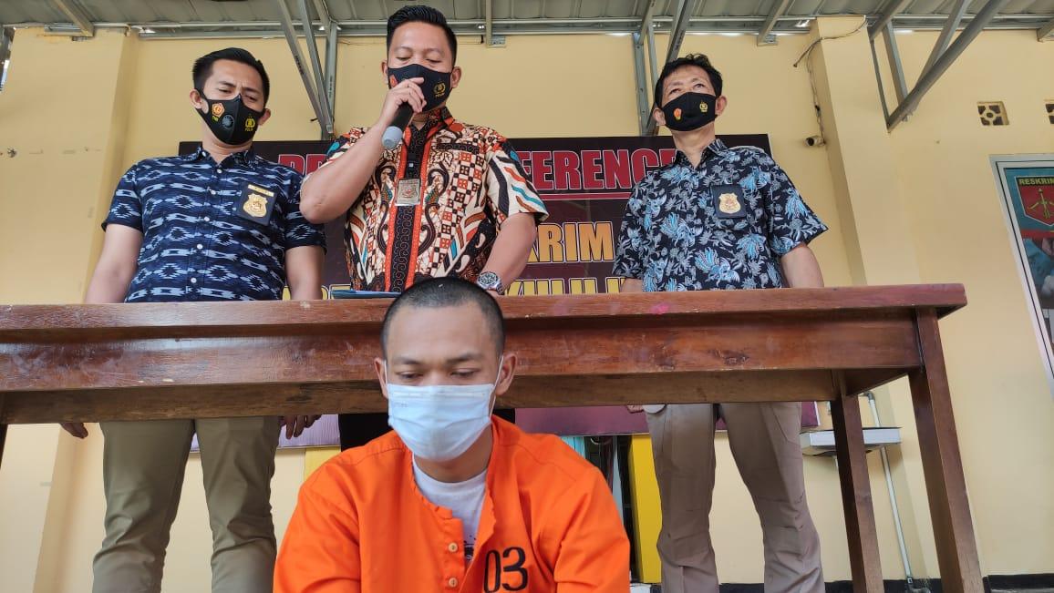 Sempat Kabur ke Pekanbaru, Pelaku Pengeroyokan Diamankan Polres BU