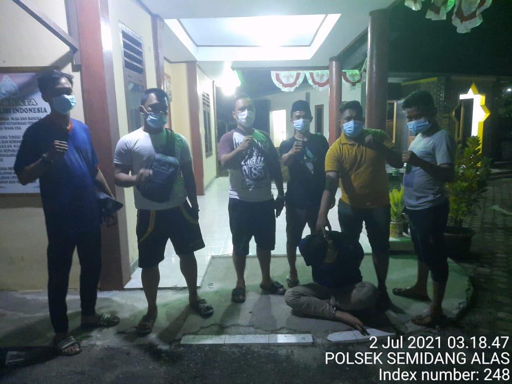 Curi HP di Seluma, Oknum Mahasiswa Asal Kota Bengkulu Diamankan Polisi