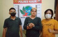 Bawa Sabu, Petani Kaur Ditangkap Polisi