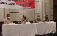 Karo Rena Polda Bengkulu Minta Kasatker Polda Bengkulu Selektif Dalam Penyusunan Anggaran 2022