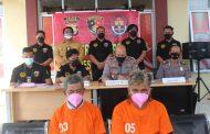 Ungkap Tambang Ilegal, Polres Kepahiang Amankan 2 Tersangka