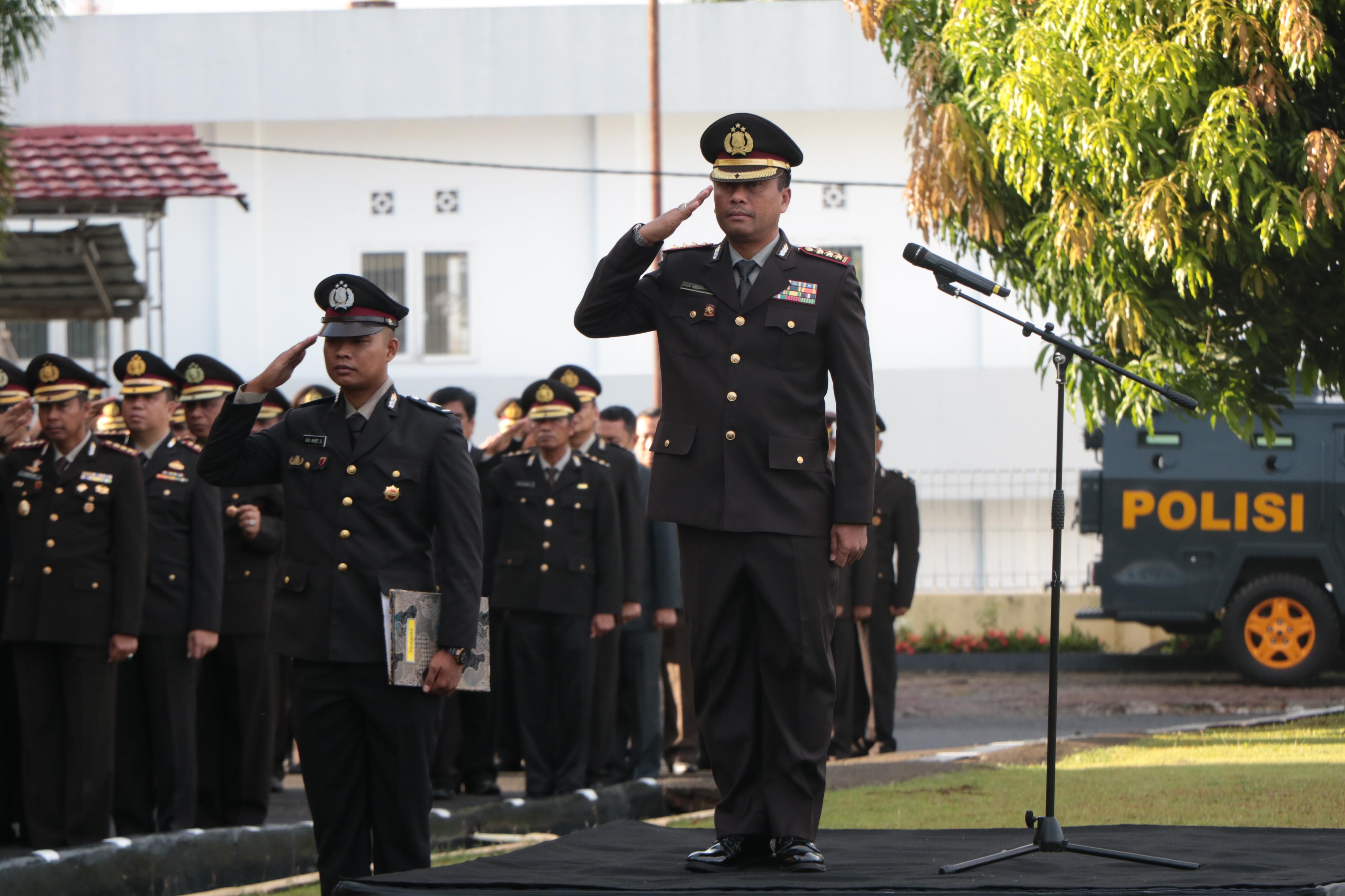 Polda Bengkulu Peringati Hari Kebangkitan Nasional ke-110