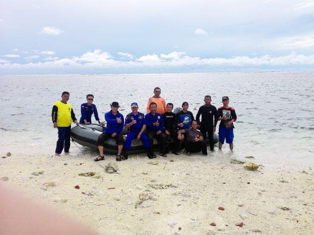 Polair Dirikan Pospam Pulau Tikus