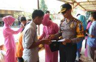 Hari Bhayangkara, Polres Bengkulu Kunjungi Panti Asuhan Swasta Mandiri