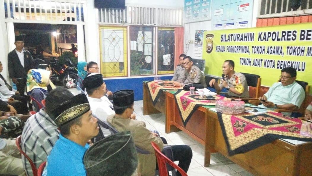 "Binluh di Kelurahan Belakang Pondok, Kasat Binmas Ajak Masyarakat Tolak ""Hoax"""