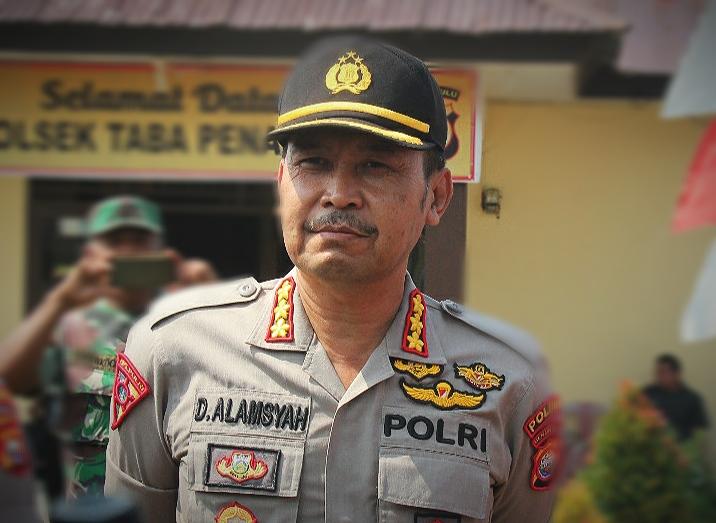 Pam RI 1 Kondusif, Karo Ops: Atas Nama Pimpinan Mengucapkan Terima Kasih Kepada Seluruh Anggota