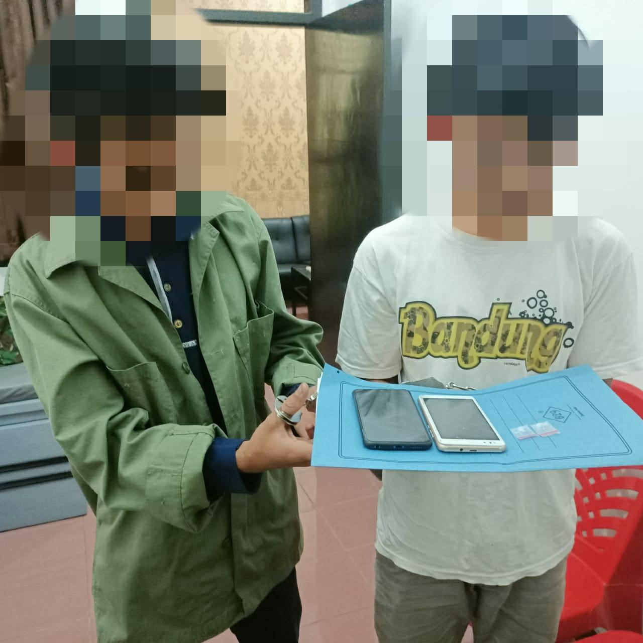Tertangkap Tangan Miliki Sabu, 2 Pelajar Curup Diciduk Polres RL