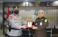 Jalin Sinergi Polri, Kapolda Bengkulu Kunjungi Kajati