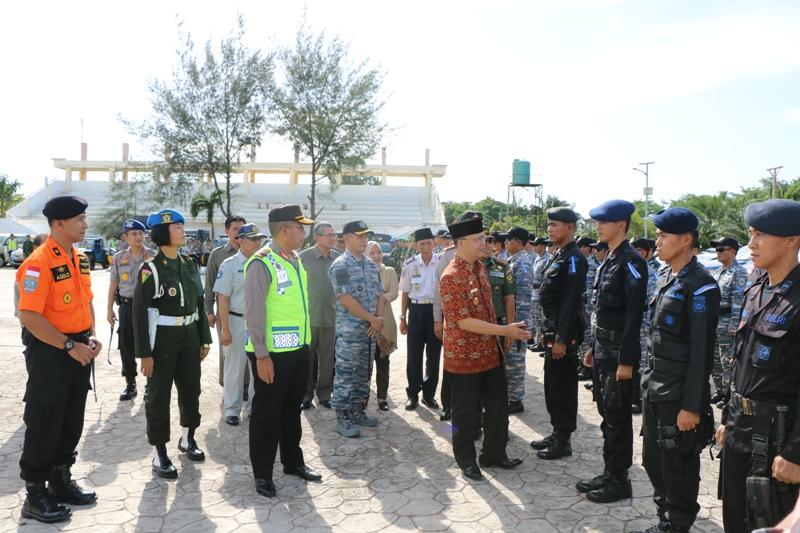 Lebaran, Polisi Tingkatkan Pengamanan di tempat Wisata
