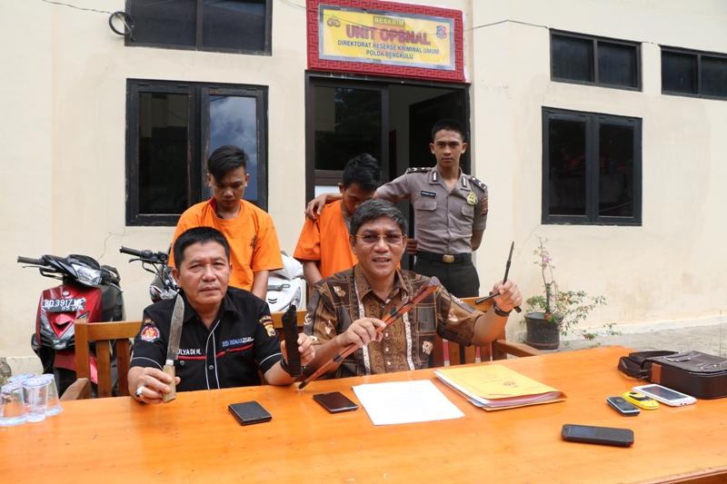 Jatanras Tangkap Bandit 6 TKP