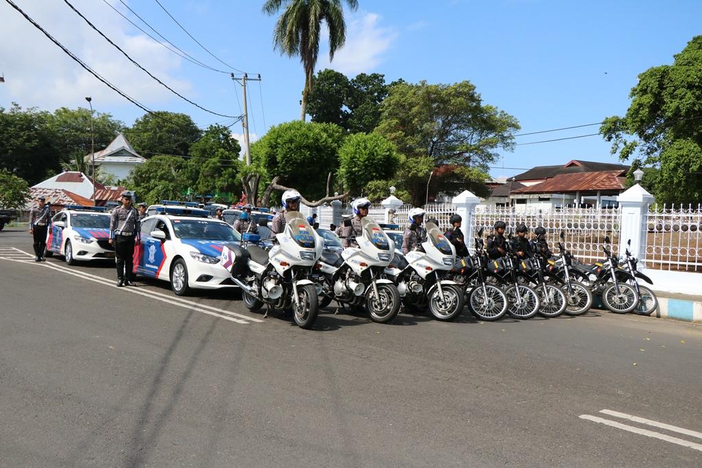 Rekonstruksi Perkara Gubernur Nonaktif Bengkulu, Polda Bengkulu Siapkan Pengamanan