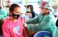 Sinergi Tangani Pandemi, Polda Bengkulu Kembali Terus Gelar Vaksinasi
