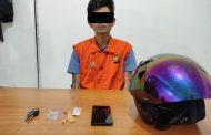 Penyalahgunaan Narkotika, Warga Sidomulyo Diamankan Polda Bengkulu