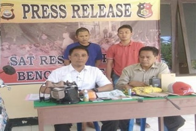 Berkat CCTV, Pelaku Jambret Kurang 24 Jam Berhasil Diringkus