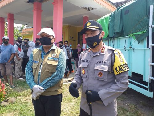 Kapolres BU Berikan Toleransi Akses Mobilisasi antar Kabupaten