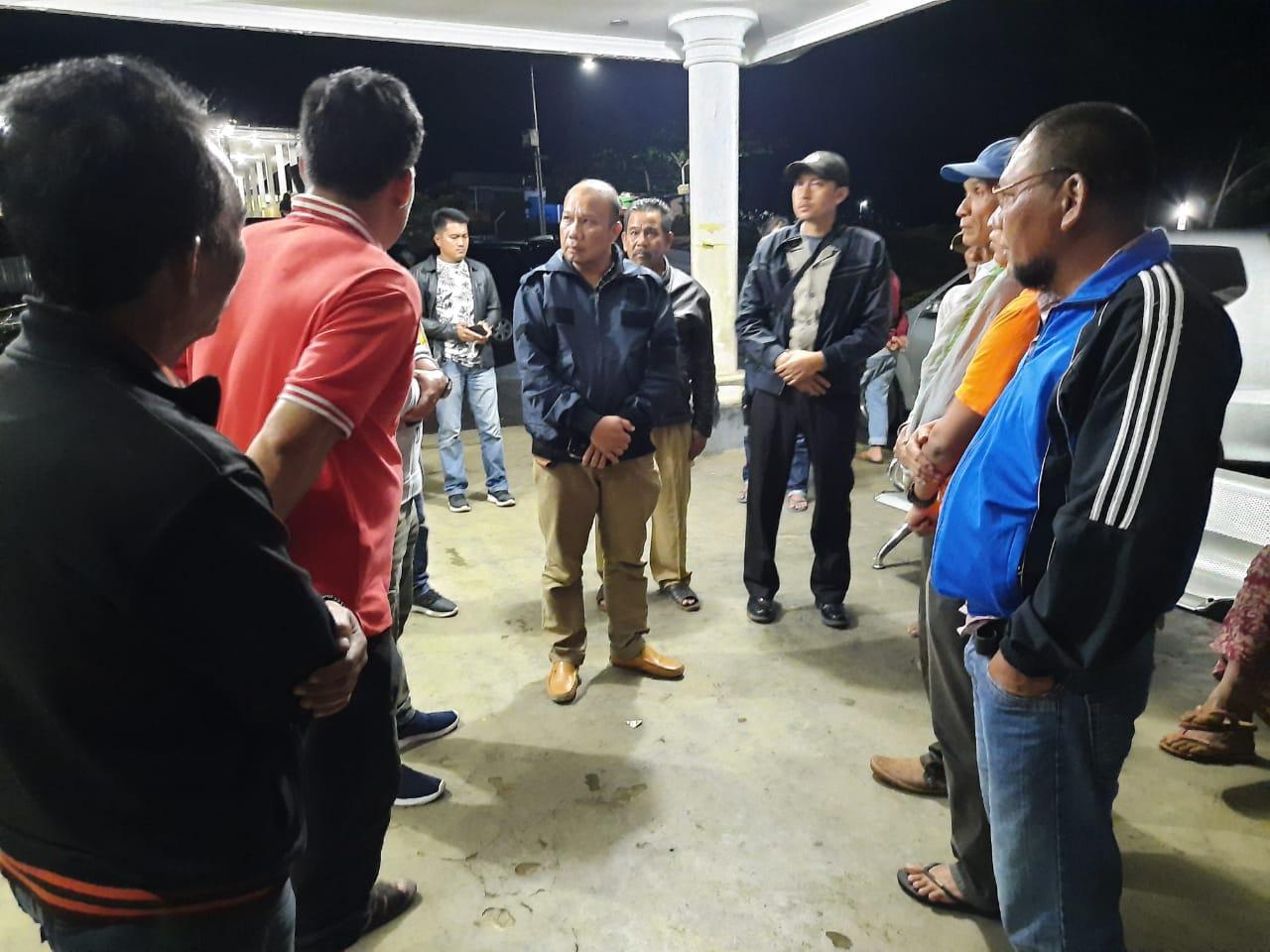 Polres Kepahiang Tangkap Pelaku Pembunuhan Petani