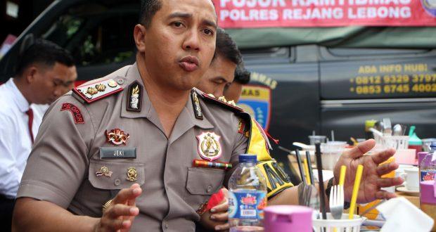 Polisi Berhasil Gagalkan Aksi Perampokan Motor Dijalur Lintas Bengkulu – Linggau