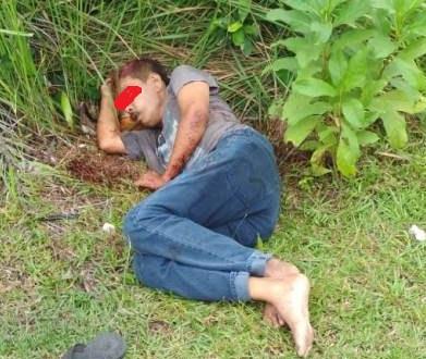 Warga Pulau Bai Temukan Lelaki Parubaya Bersimbah Darah