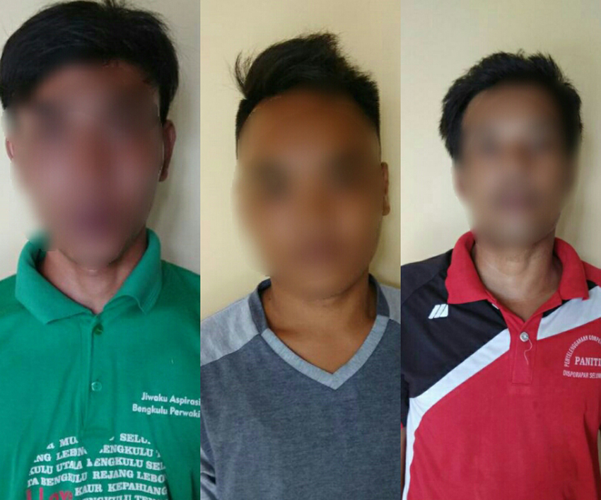 Akibat Ulah Tiga Orang Ini,Desa Talang Perapat Tidak Bisa Menikmati Internet