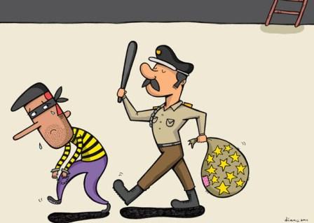 Kejar – Kejaran, Tersangka Curnak Dibekuk Polisi