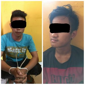 Curi Ayam, Bangkok 2 Orang Pemuda Dibekuk Polisi