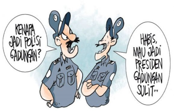 Sapi Warga Di Maling Polisi Gadungan