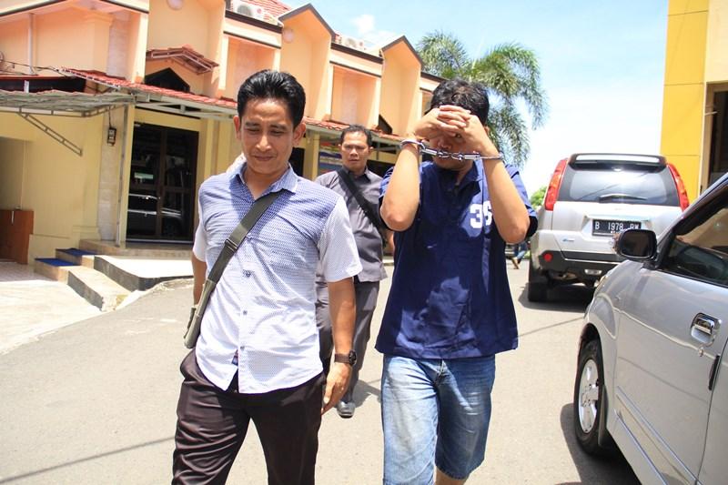 Jualan Narkoba, Oknum Lapas Ditangkap Polisi