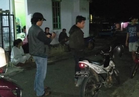 Polisi Temukan BB Motor Hasil Curian